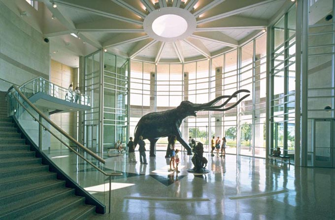 Sam Noble Oklahoma Museum of Natural History photo